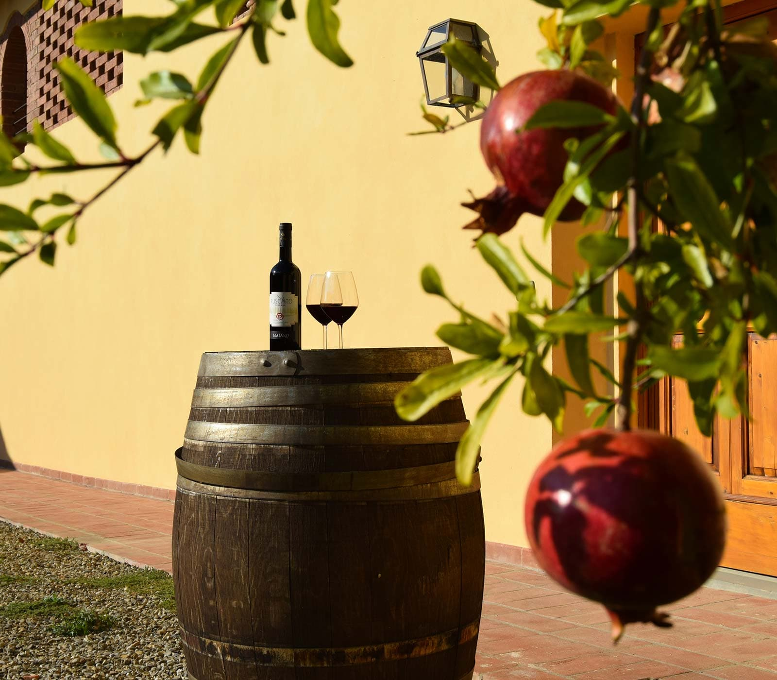 Holiday farm in Tuscany – Borgo Divino