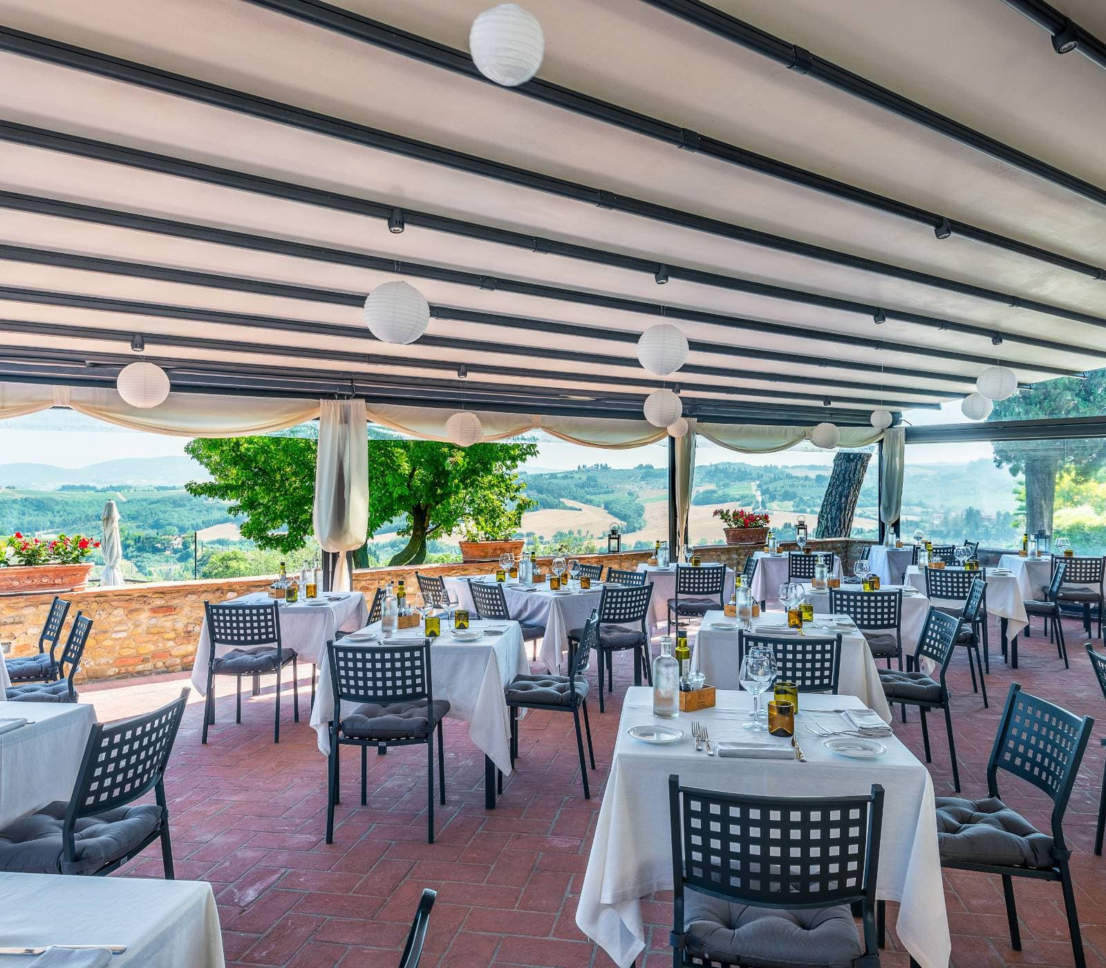 The restaurant that puts Tuscany on the table