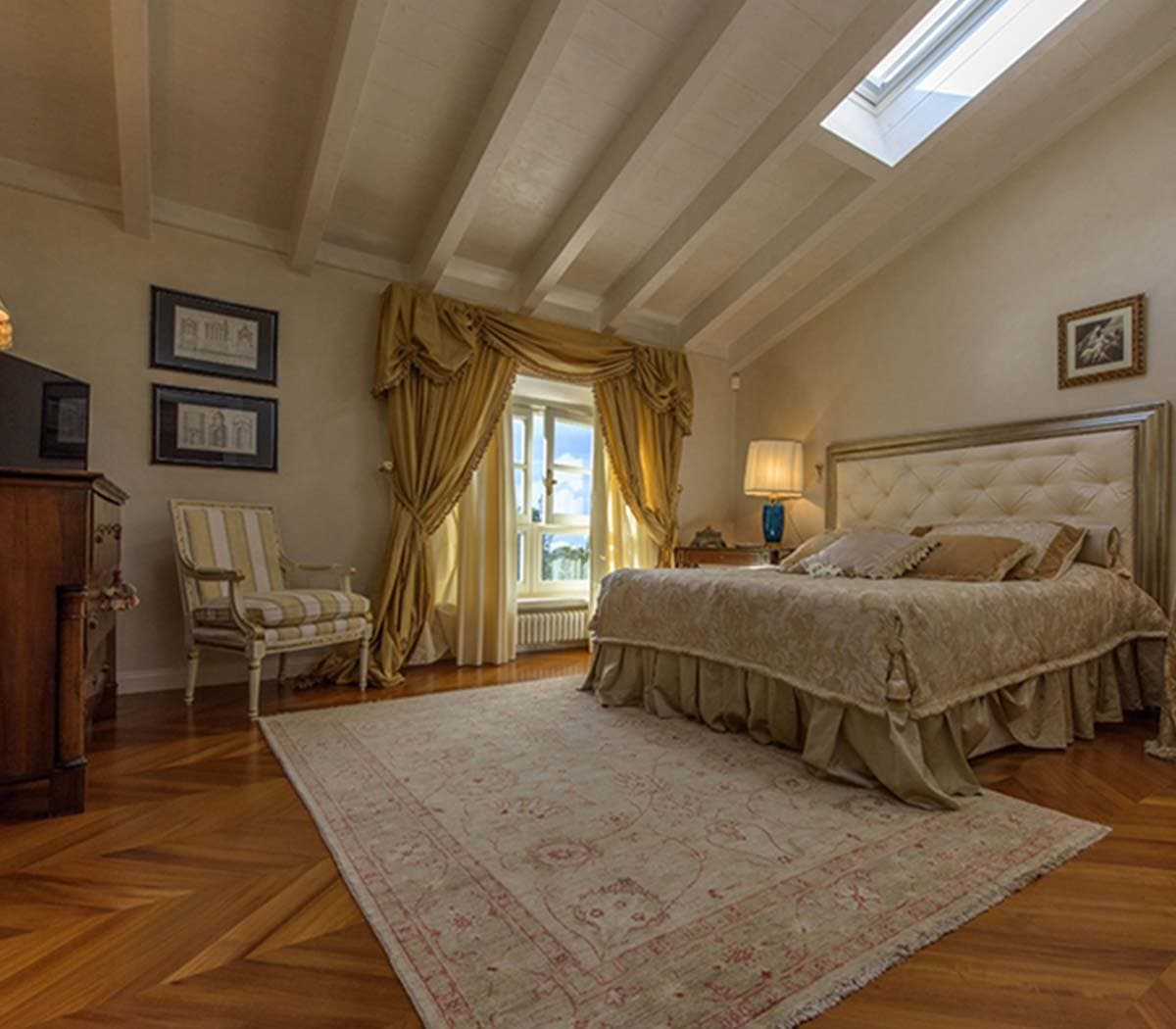 Rent Vill in Tuscany - img 4