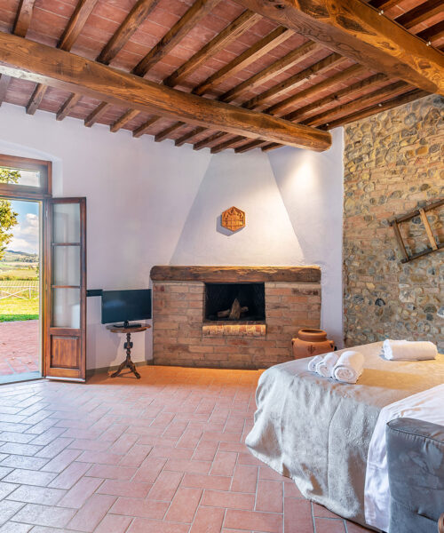 Superior Suite in Agriturismo