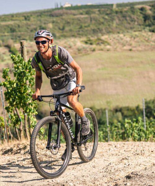 La Toscane en vélo