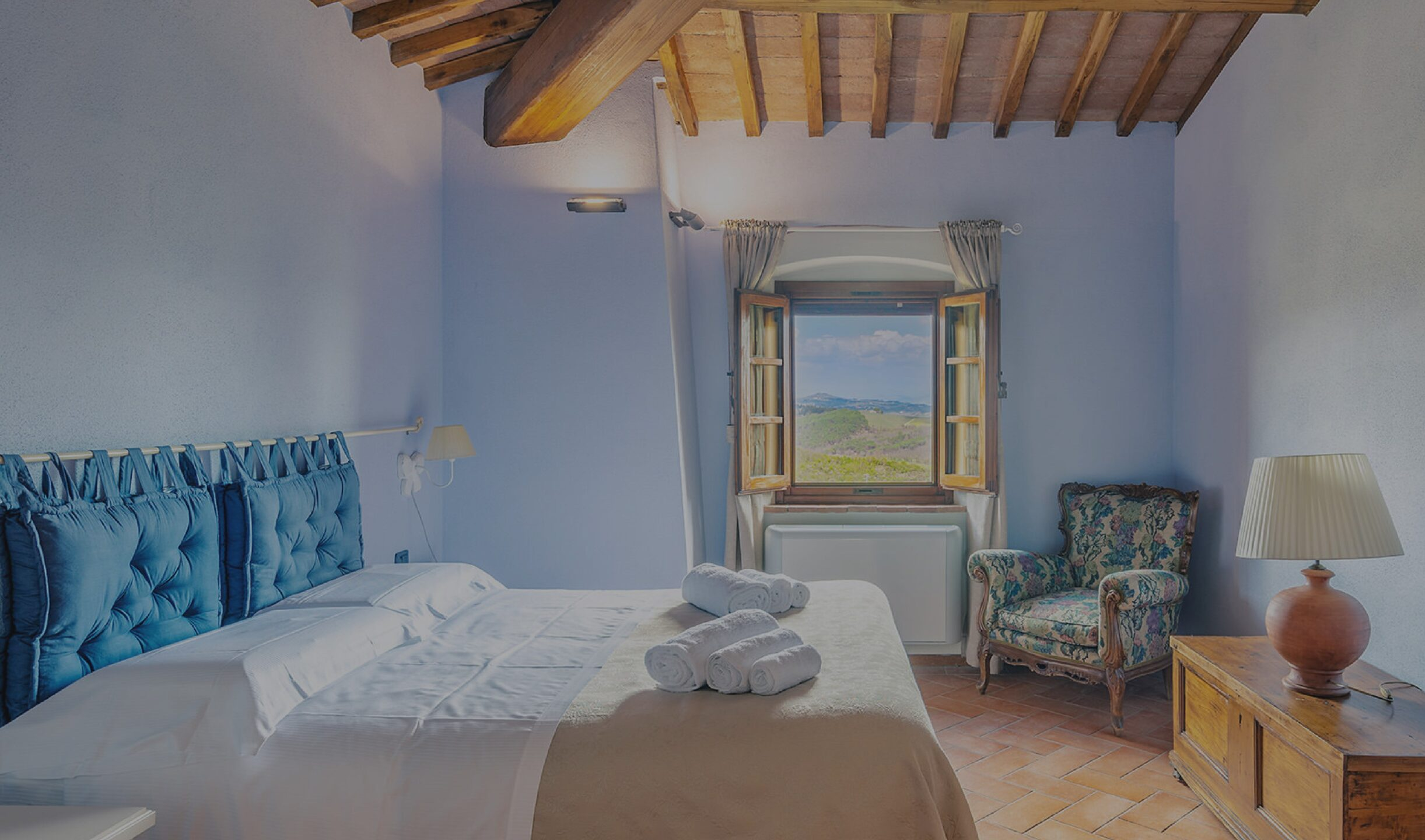 Rooms and Suites in the Tuscan style - Rooms and Suites in the Tuscan style